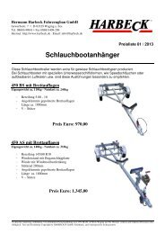 Schlauchboot Pl. 01-2013