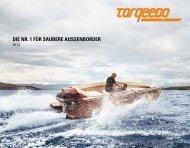 Torqeedo Katalog - zu Boote Pfister
