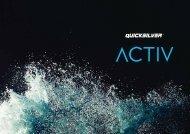 Quicksilver Mini Katalog - zu Boote Pfister