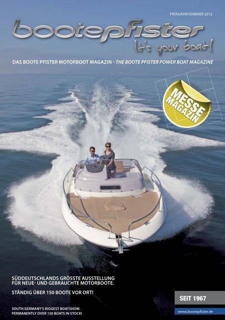 SEIT 1967 - zu Boote Pfister