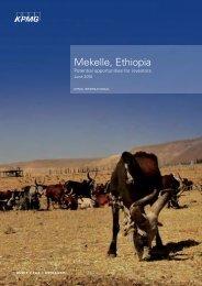Mekelle, Ethiopia - Millennium Cities Initiative - Columbia University