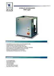 Anseros Ozonwassersystem PAP Light