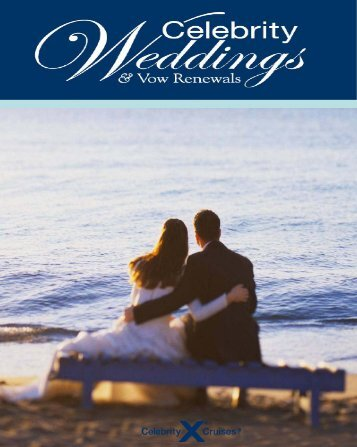 Dear Bridal Couple - Celebrity Cruises