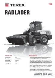 RADLADER - Baumaschinen Handel GmbH