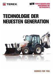 technologie der neuesten generation - AUSTRO Baumaschinen, sro