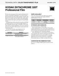 KODAK EKTACHROME 320T Professional Film - 125px
