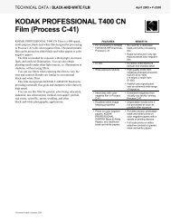 KODAK PROFESSIONAL T400 CN Film (Process C-41) - 125px