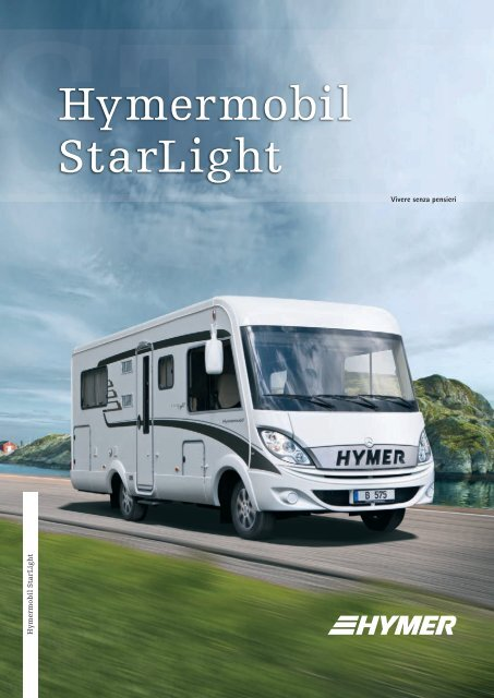 Hymermobil StarLight - HYMER.com