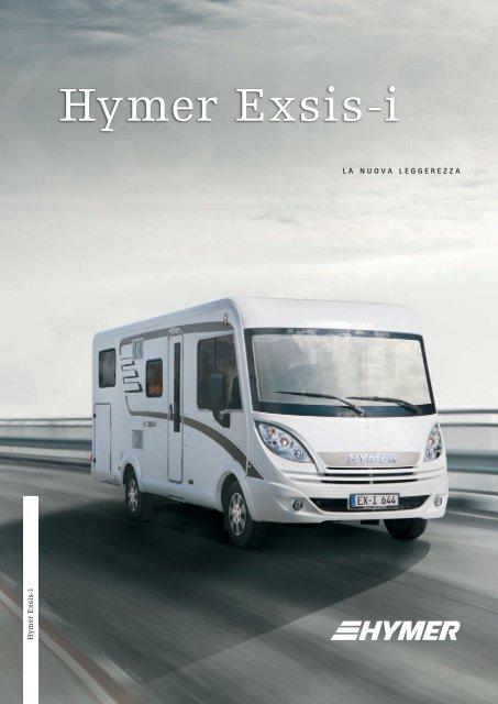 Hymer Exsis-i - HYMER.com
