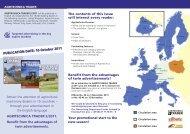 Download factsheet & advertising rates - Agritechnica Trader