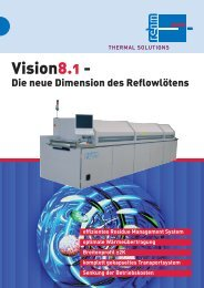 Vision8.1 - - ANS -answer elektronik- Service