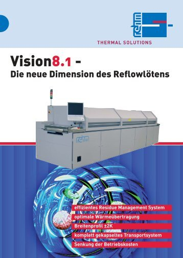 Vision8.1 - - ANS -answer elektronik- Service
