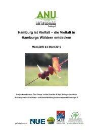 Hamburg ist Vielfalt – die Vielfalt in Hamburgs ... - ANU Hamburg
