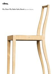 Ply-Chair/Ply-Table/Sofa/Bench Morrison Collection - Hive