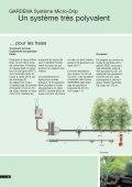 GARDENA Systeme Micro-Drip - Page 4