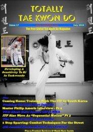 Totally Tae Kwon Do Magazine - Issue 17 - Usadojo