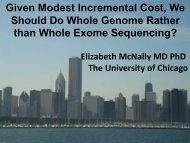 Whole Exome Sequencing