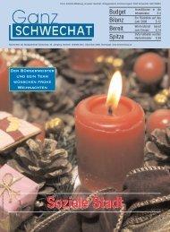 Rufen Sie an! Fr. Leiner 0664 - Stadtgemeinde Schwechat