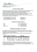 Produktinformation - GVB - Page 6
