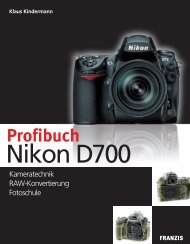 Das Profibuch Nikon D700