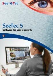 SeeTec 5 - PCS Systemtechnik GmbH