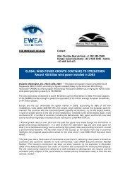 Wind Global Markets Release1