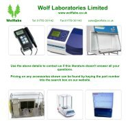 Wolf PDF Cover - Wolf Laboratories