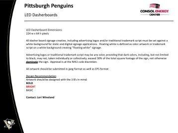 Download PDF - Pittsburgh Penguins
