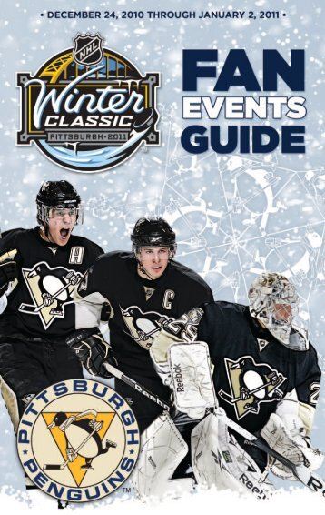 Click here to download a PDF version - Pittsburgh Penguins