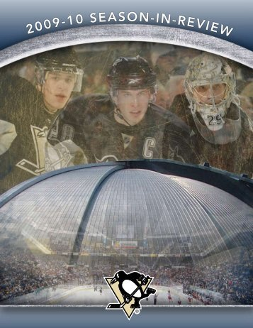 to download the 2009-10 Season-In-Review - Pittsburgh Penguins