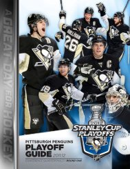 PLAYOFF - Pittsburgh Penguins - NHL.com