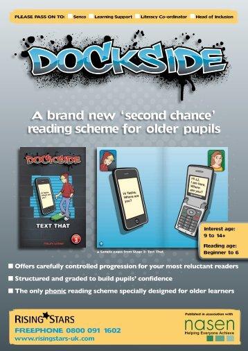 reading scheme for older pupils - Education direct