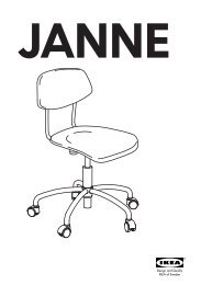 janne swivle chair - Ikea