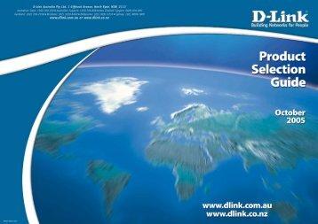 1 - D-Link Australia