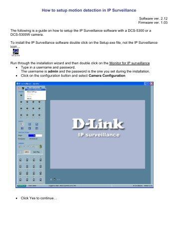 Dcs 6110 manual
