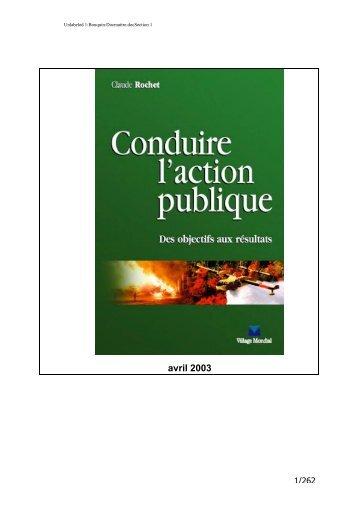 INTRODUCTION - Claude ROCHET