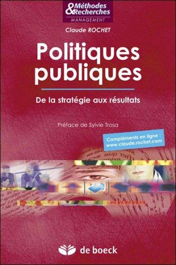 Conclusion - Claude ROCHET