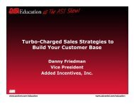 Turbo-Charged Sales Strategies to Build Your Customer Base