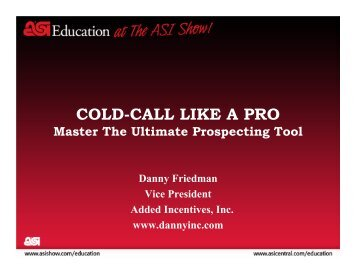 Cold Call Like a Pro- Master the Ultimate Prospecting Tool