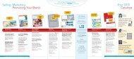 Catalog Marketing Brochure - Advertising Specialty Institute