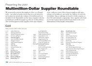 Multimillion-Dollar Supplier Roundtable - Advertising Specialty ...