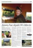 här lockar Jimmy vildsvinen i fällan - IQ Pager - Page 2