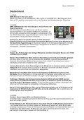 Überblick zu den Aktionen - The Greens - Page 3