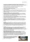 Überblick zu den Aktionen - The Greens - Page 4
