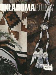 Oklahoma Today Summer 1974 Volume 24 No. 3 - Oklahoma State ...