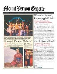 Mt. Vernon - The Connection Newspapers