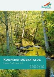Kooperationskatalog - Tourismusnetzwerk Rheinland-Pfalz ...