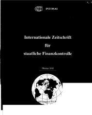Internationale Zeitschrift fur Staatliche ... - (GAO) - Archive