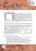 und Software-Produkte zur handgeschriebenen e ... - StepOver GmbH - Seite 6