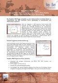 und Software-Produkte zur handgeschriebenen e ... - StepOver GmbH - Seite 7